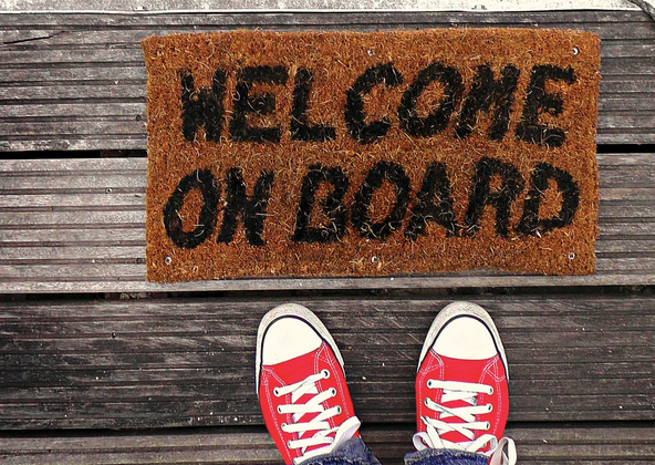 Cover image for Welcome new members!