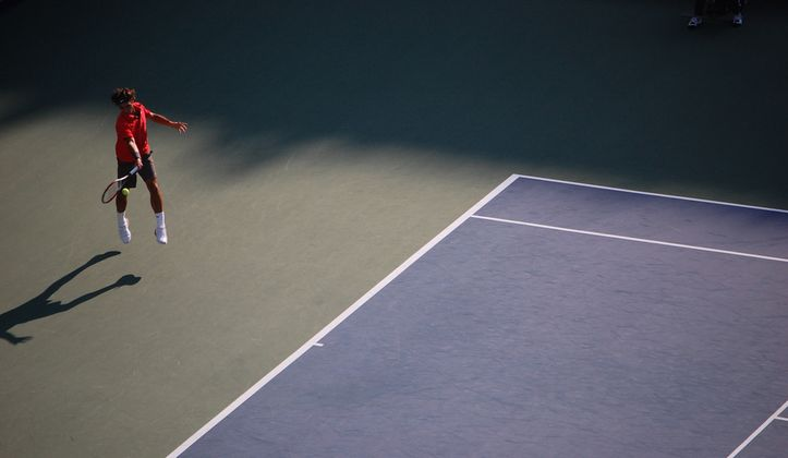 Cover image for What is the difference between singles and doubles in tennis?
