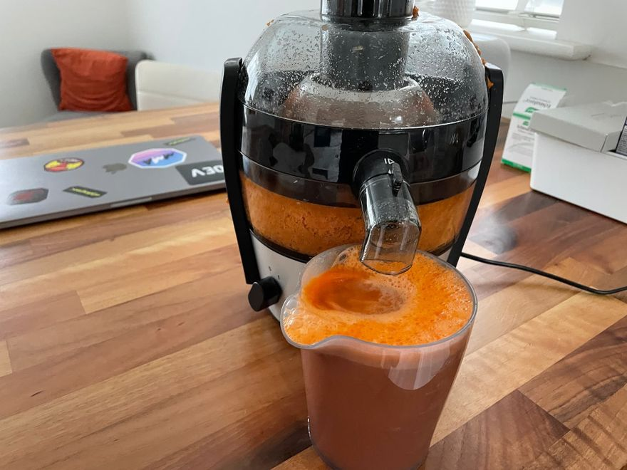 My juicer review flowstate 2