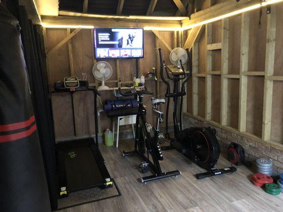 Cover image for My Home Gym Setup