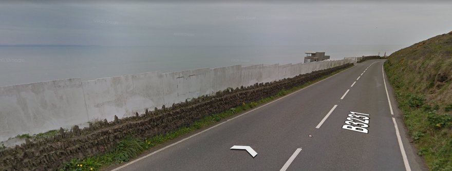 Chesil Cliff House
