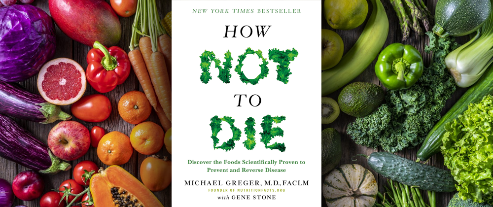 Cover image for How Not to Die: Book Review