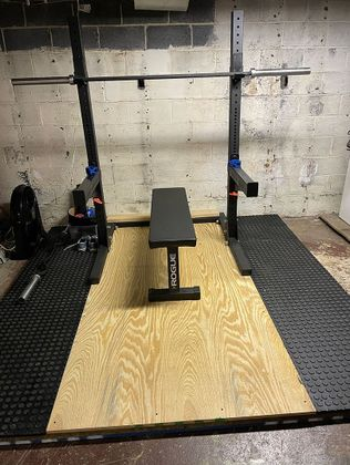 Cover image for Tips for Building a Home Gym