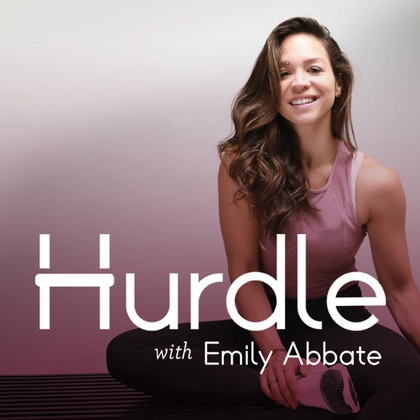 Hurdle with Emily Abbate