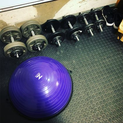 Cover image for My Gym Setup and Routine
