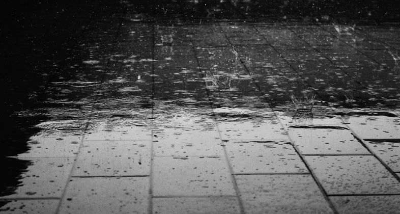 Cover image for Does anyone else love listening to the rain?