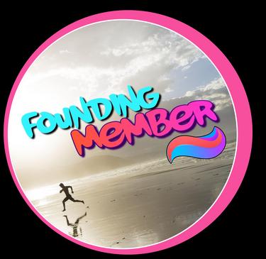 Founding Member Award badge
